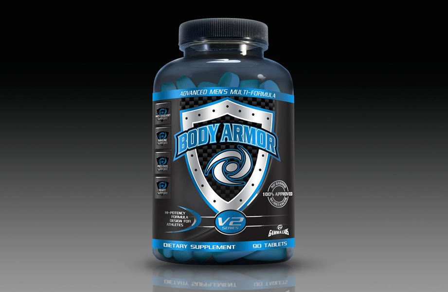 GAMMA LABS BODY ARMOR