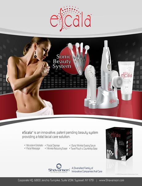 ESCALA SONIC BEAUTY SYSTEM