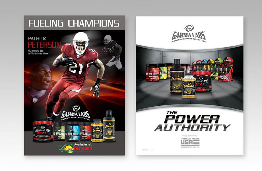 GAMMA LABS PRODUCTS