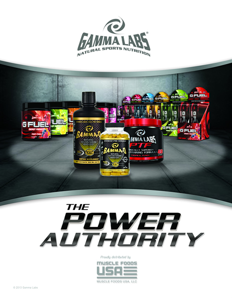 GAMMA LABS PRODUCT HJ\ANDOUT
