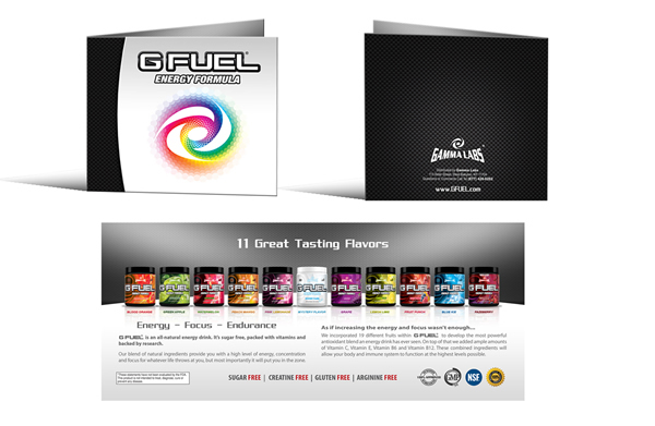 GFUEL PRODCT STUFFER BOOKLET