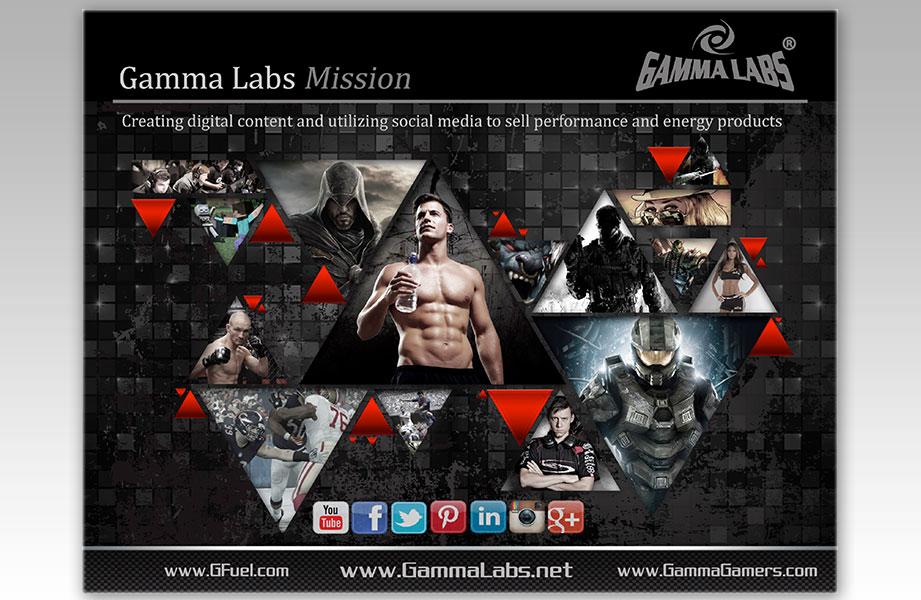 Gamma Labs Mission