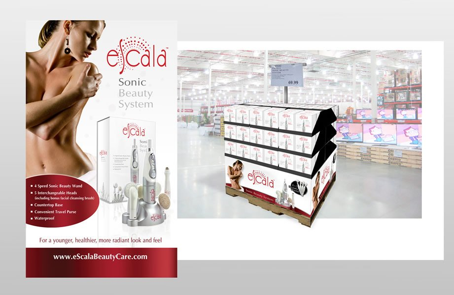 ESCALA SHOW DISPLAYS