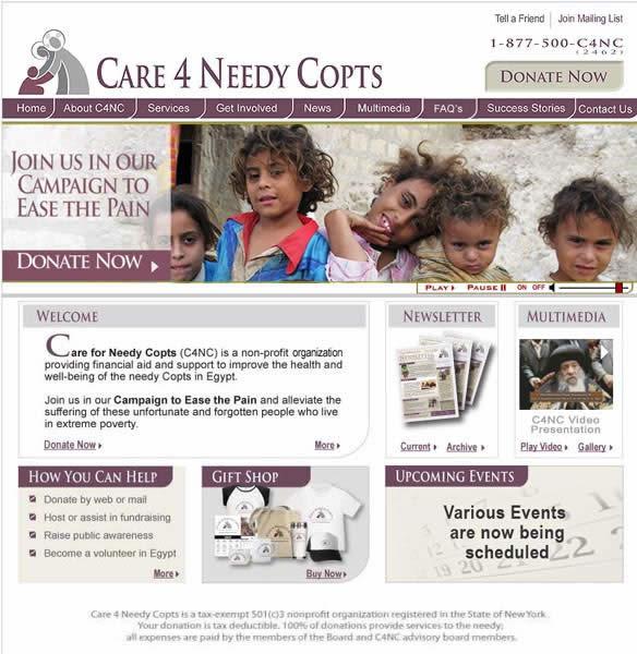 CARE 4 NEEDY COPTS
