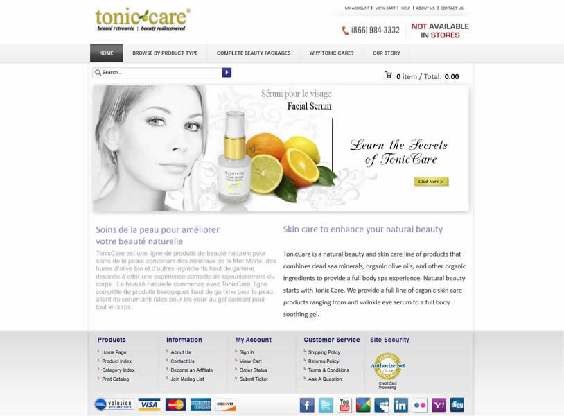 TONIC CARE
