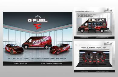 GFUEL CHRYSLER CAMPAIGN