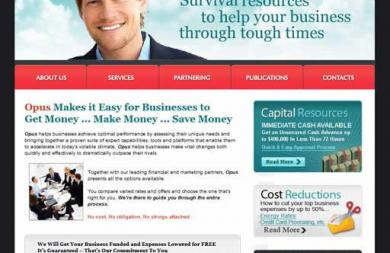 OPUS BUSINESS RESOURCES