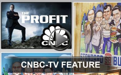 CNBC TV feature