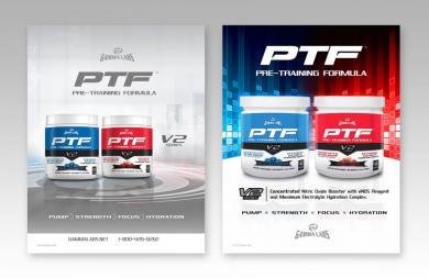 PTF PRE-TRAINING FORMULA