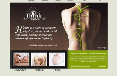 THINK ACUPUNCTURE