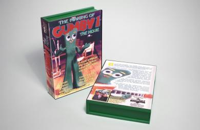 THE MAKING OF GUMBY THE MOVIE
