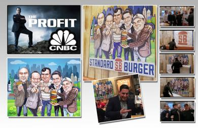 THE PROFIT TV COLLABORATION
