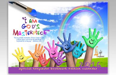 Light for Orphans 2016 Calendar